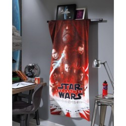 Toalha Velour The Last Jedi Star Wars 152cm x 76cm