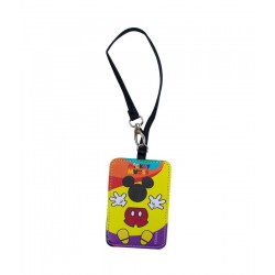 Tag para Mala de Viagem Mickey Parts - 90th Years Limited Edition