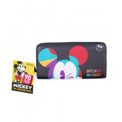 Carteira Mickey Walking - 90th Years Limited Edition
