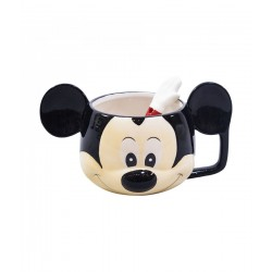Caneca Cartoon Mickey Head Disney