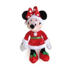 Pelúcia Natal Disney Minnie Mouse 30cm