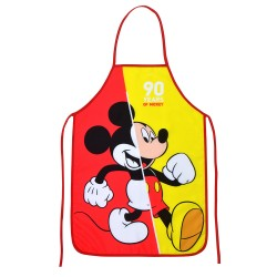 Avental Adulto Mickey Red&Yellow