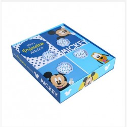 Álbum para 80 Fotos 10x15 Baby Mickey Disney