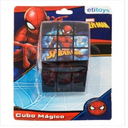 Cubo Mágico Spiderman