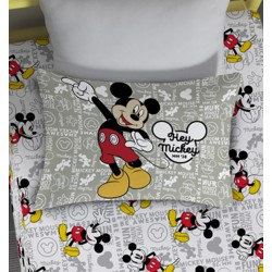 Fronha Avulsa Mickey Fun