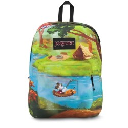 Mochila High Stakes Camping Mickey Mouse Disney