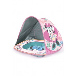 Piscina Pop-up de Praia Baby com Cobertura Minnie