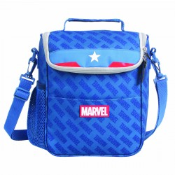 Bolsa Térmica Cooler Capitão América Marvel Classic Collection