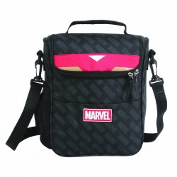 Bolsa Térmica Cooler Iron Man Marvel Classic Collection