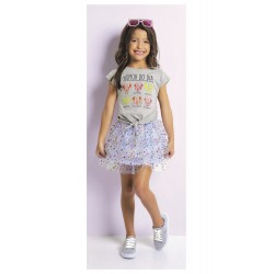 Blusa Infantil Humor do Dia Mickey Disney