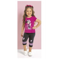 Conjunto Infantil Sweet Minnie Disney