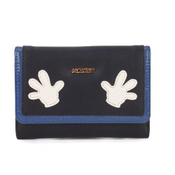 Carteira Mickey Gloves Azul