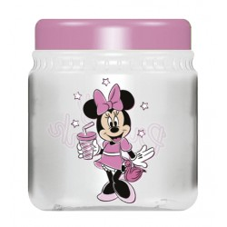 Pote Multiuso Minnie Pretty in Pink 1300mL