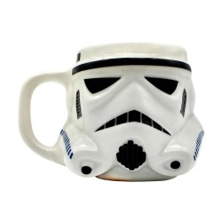 Caneca 3D 500mL Stormtrooper Star Wars