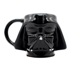 Caneca 3D 500mL Darth Vader Star Wars