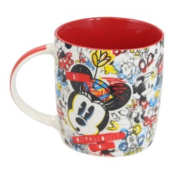 Caneca Crayon Minnie Disney