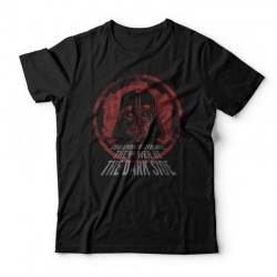Camiseta Star Wars The Power of the Dark Side