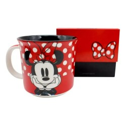 Caneca 350mL Minnie Poás What Talking About