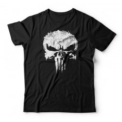 Camiseta Marvel Justiceiro Punisher Skull
