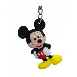 Chaveiro Silicone M 3D Mickey