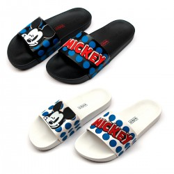 Chinelo Slide Ipanema Adulto Mickey Dots
