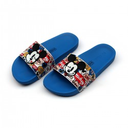 Chinelo Slide Ipanema Adulto Mickey Chat