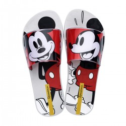 Chinelo Slide Ipanema Adulto Mickey Azul