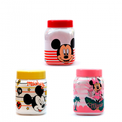 Pote Multiuso Mickey e Minnie Disney 200mL