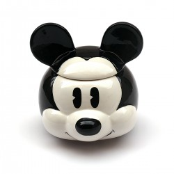 Vasilha com Tampa Mickey Mouse