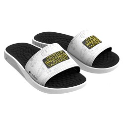 Chinelo Slide Rider Adulto Star Wars Millenium Falcon