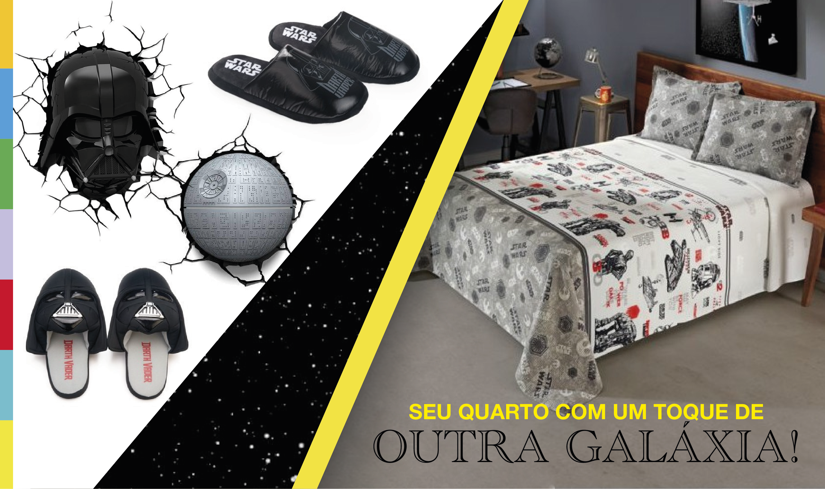 star wars cama